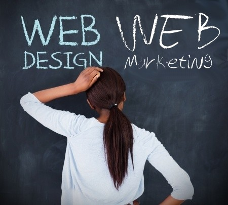 Web Marketing vs Web Design