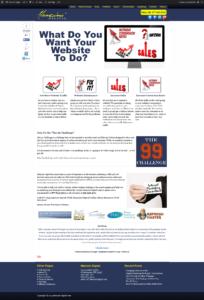 Mancini Digital Homepage