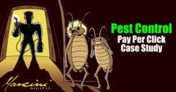 Pest Control PPC Case Study